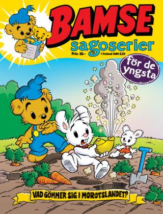 Bamse Sagoserier (Inga nya utgåvor) 2019-07-15