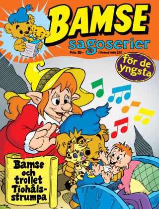 Bamse Sagoserier (Inga nya utgåvor) 2019-09-01