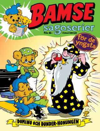 Bamse Sagoserier (Inga nya utgåvor) 2019-08-01