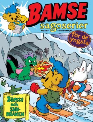 Bamse Sagoserier (Inga nya utgåvor) 2019-11-01