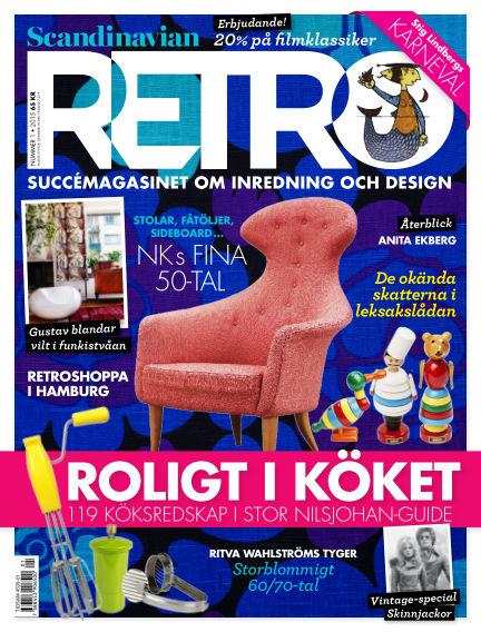 Scandinavian Retro October 01, 2015 00:00