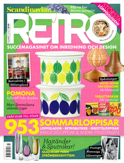 Scandinavian Retro June 07, 2017 00:00