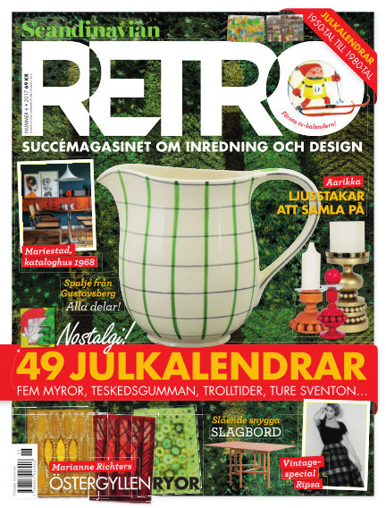 Scandinavian Retro November 30, 2017 00:00