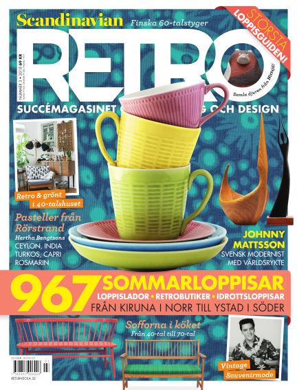Scandinavian Retro June 05, 2018 00:00
