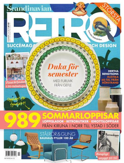 Scandinavian Retro June 13, 2019 00:00