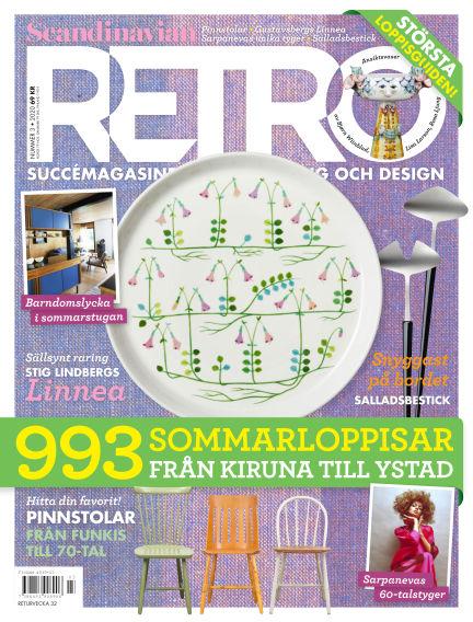 Scandinavian Retro May 28, 2020 00:00
