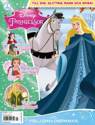Disney Prinsessor 2018-01-11