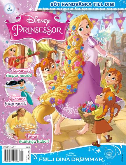 Disney Prinsessor March 07, 2017 00:00