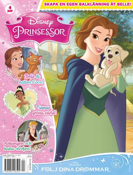 Disney Prinsessor March 31, 2017 00:00