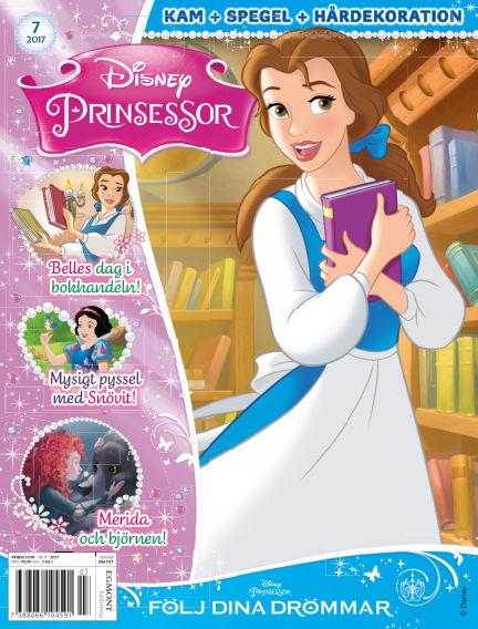 Disney Prinsessor June 13, 2017 00:00