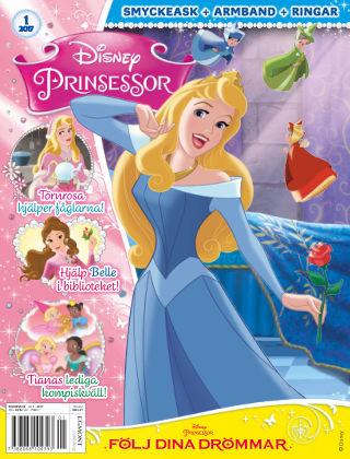 Disney Prinsessor 2017-01-17