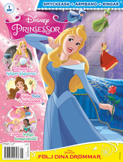 Disney Prinsessor January 17, 2017 00:00