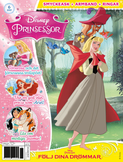 Disney Prinsessor May 16, 2017 00:00