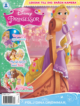 Disney Prinsessor 2017-10-17