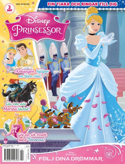 Disney Prinsessor February 14, 2017 00:00