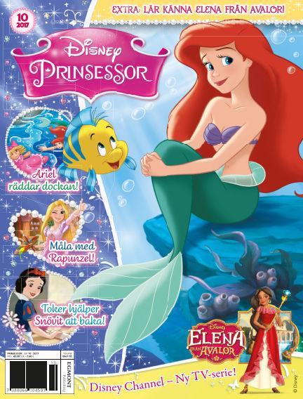 Disney Prinsessor August 15, 2017 00:00
