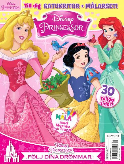 Disney Prinsessor May 25, 2018 00:00