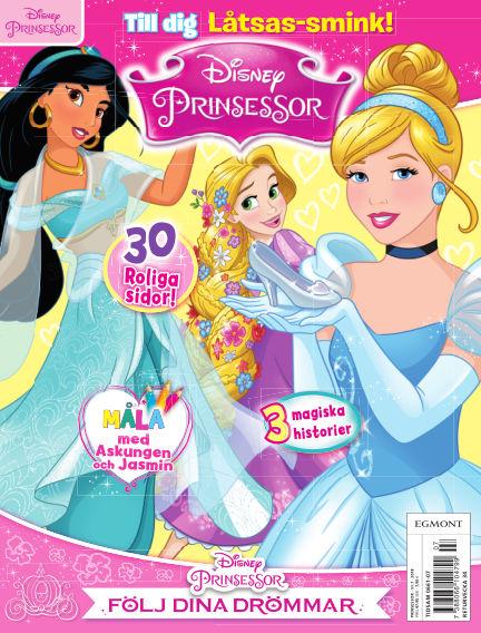 Disney Prinsessor July 19, 2018 00:00