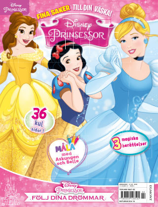 Disney Prinsessor 2018-02-15