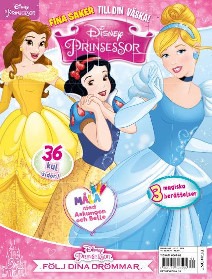 Disney Prinsessor February 15, 2018 00:00