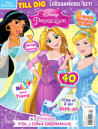 Disney Prinsessor 2019-04-30