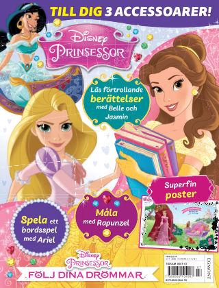 Disney Prinsessor 2020-07-28