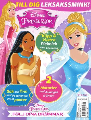 Disney Prinsessor 2020-08-27