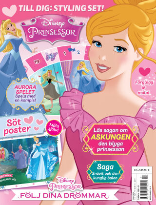 Disney Prinsessor 2021-01-12