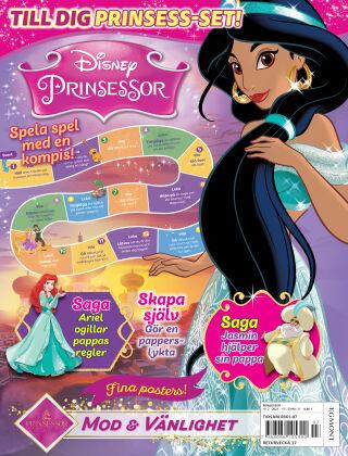 Disney Prinsessor Nr 7 2021