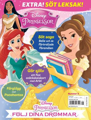 Disney Prinsessor Nr 8/9 2021