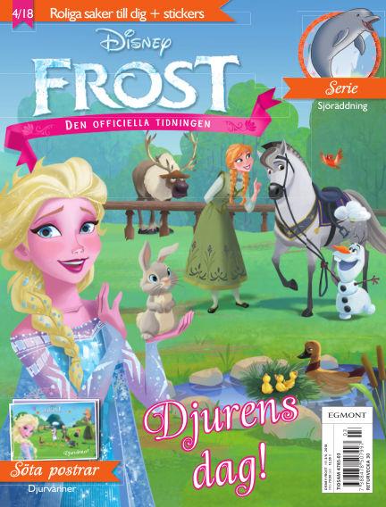 Frost April 25, 2018 00:00