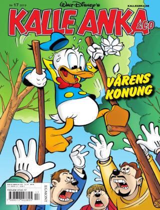 Kalle Anka & C:o 2019-04-23