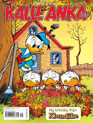 Kalle Anka & C:o 2019-10-08