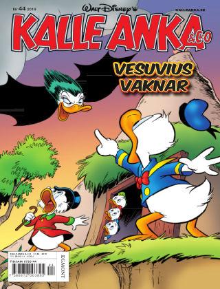 Kalle Anka & C:o 2019-10-29