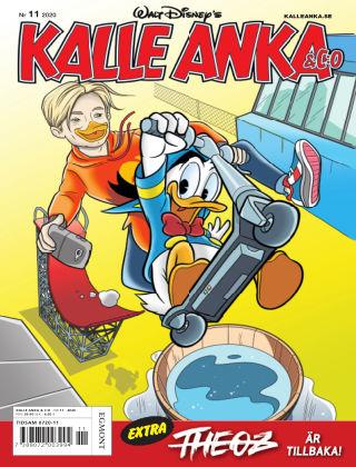 Kalle Anka & C:o 2020-03-10