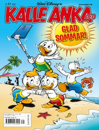 Kalle Anka & C:o 2020-07-28