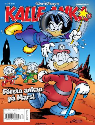 Kalle Anka & C:o 2020-09-22