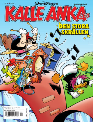 Kalle Anka & C:o 2020-10-13