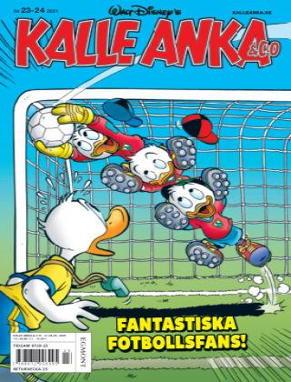Kalle Anka & C:o 2021-06-08