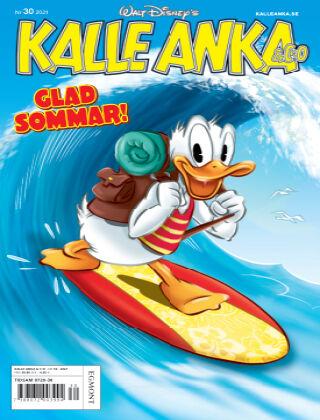 Kalle Anka & C:o Nr 30 2021