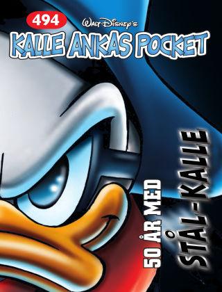 Kalle Anka Pocket 2019-06-25