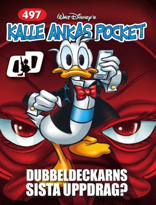 Kalle Anka Pocket 2019-09-12