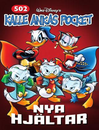 Kalle Anka Pocket 2020-02-04