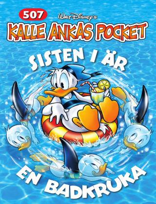 Kalle Anka Pocket 2020-06-25