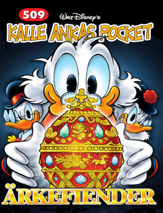 Kalle Anka Pocket 2020-08-18