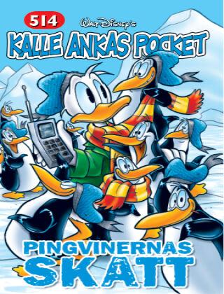 Kalle Anka Pocket 2021-01-14