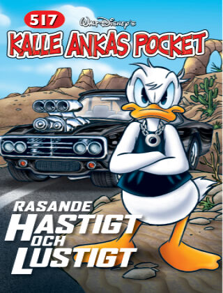 Kalle Anka Pocket 2021-04-01