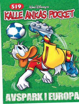 Kalle Anka Pocket 2021-06-01