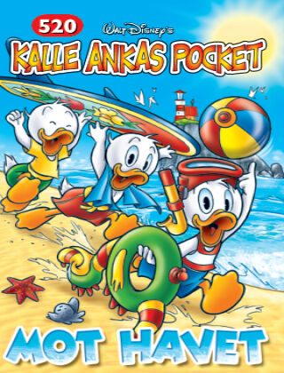 Kalle Anka Pocket 2021-06-24