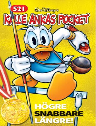 Kalle Anka Pocket 2021-07-20